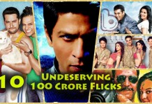 10 Undeserving Movies in Bollywood's 100 Crore Club