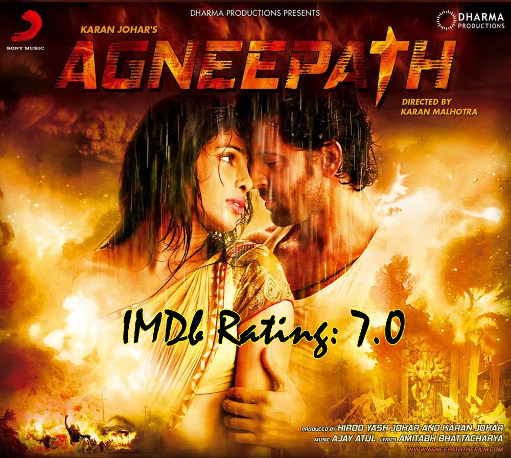 10 Best Movies Of Priyanka Chopra - Agneepath