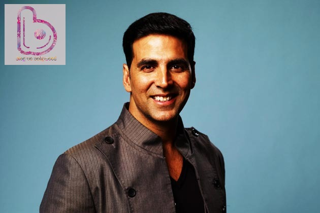 Akshay Kumar came home to find this from his fans!