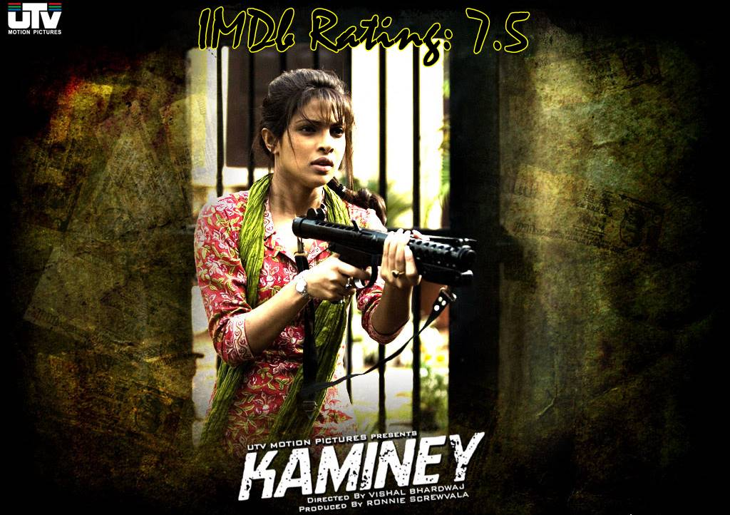 10 Best Movies Of Priyanka Chopra - Kaminey