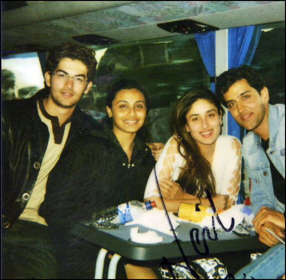 Kareena early days