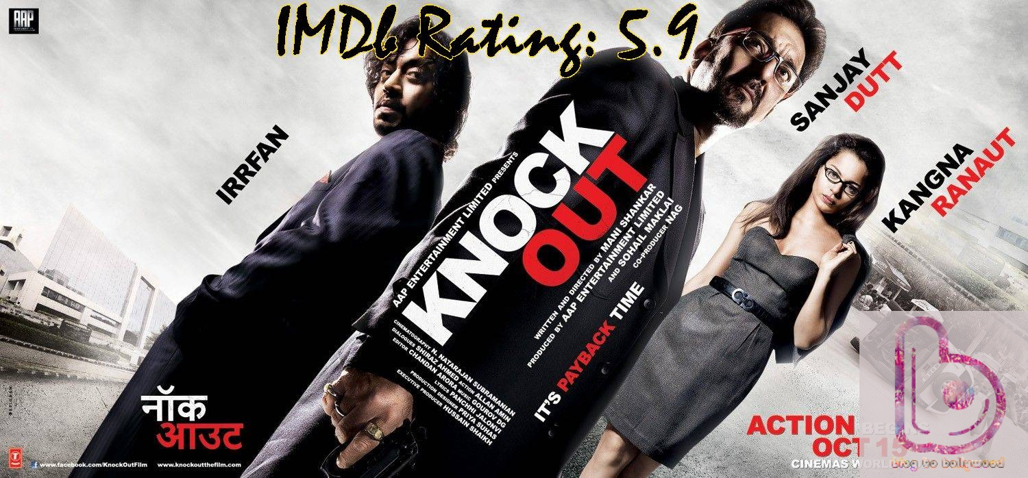 10 Top IMDb-Rated Movies of Kangana Ranaut- Knock Out