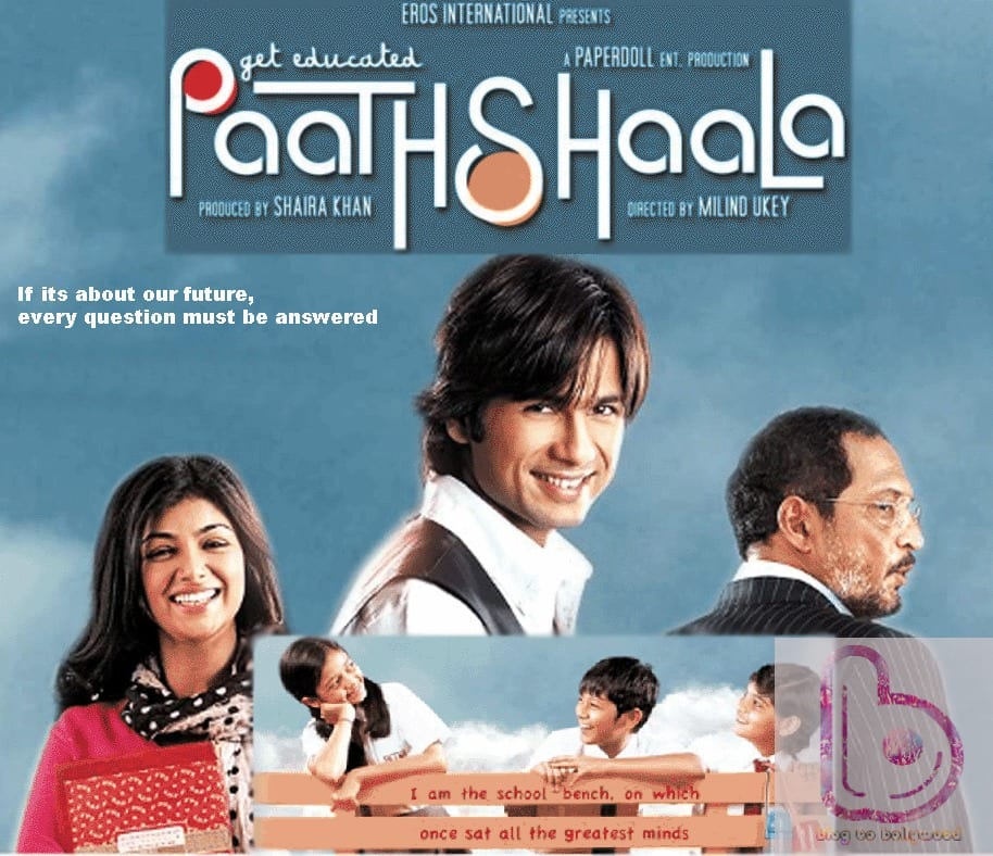 Bollywood Teacher's Day Special | Dedicate a movie to your teacher - Paathshaala