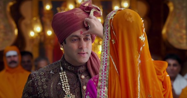 Prem Ratan Dhan Payo is the top opening day grosser for Salman Khan