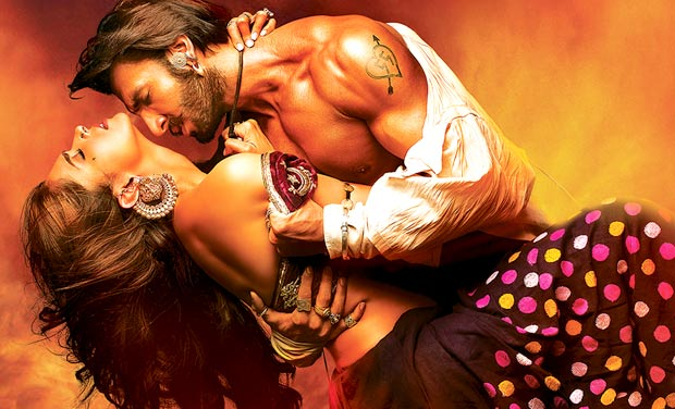 Ranveer Singh's Top 10 Opening Day Grossers - Ram-Leela at Top