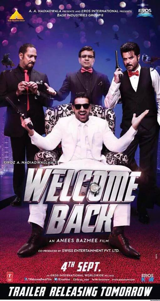 Welcome Back Movie Review | Critics Review and Ratings