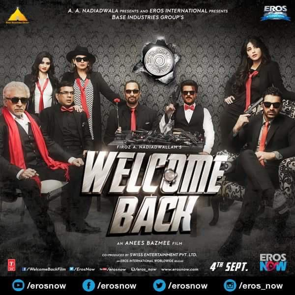 Welcome Back 3rd Day Collection | First Week Box Office Report