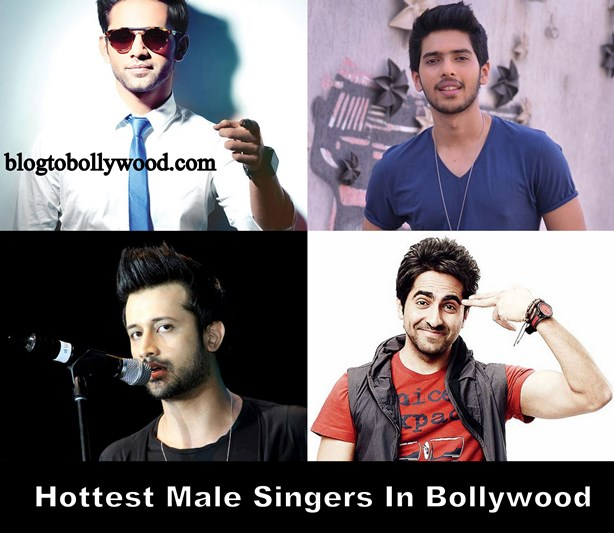 hot male singers of Bollywood