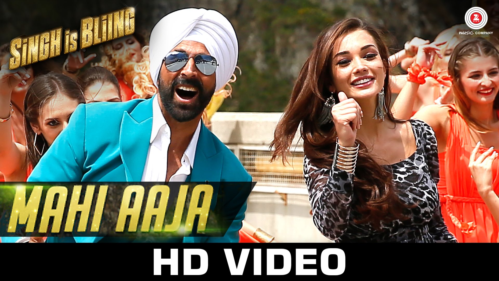 New Song Alert | 'Mahi Aaja' from Singh Is Bliing
