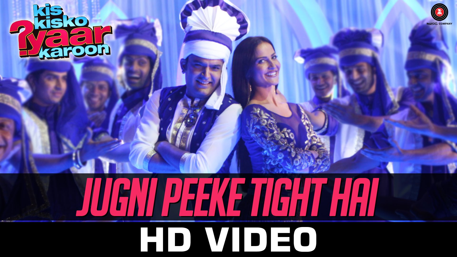 New Song Alert| Jugni from Kis Kisko Pyaar Karoon