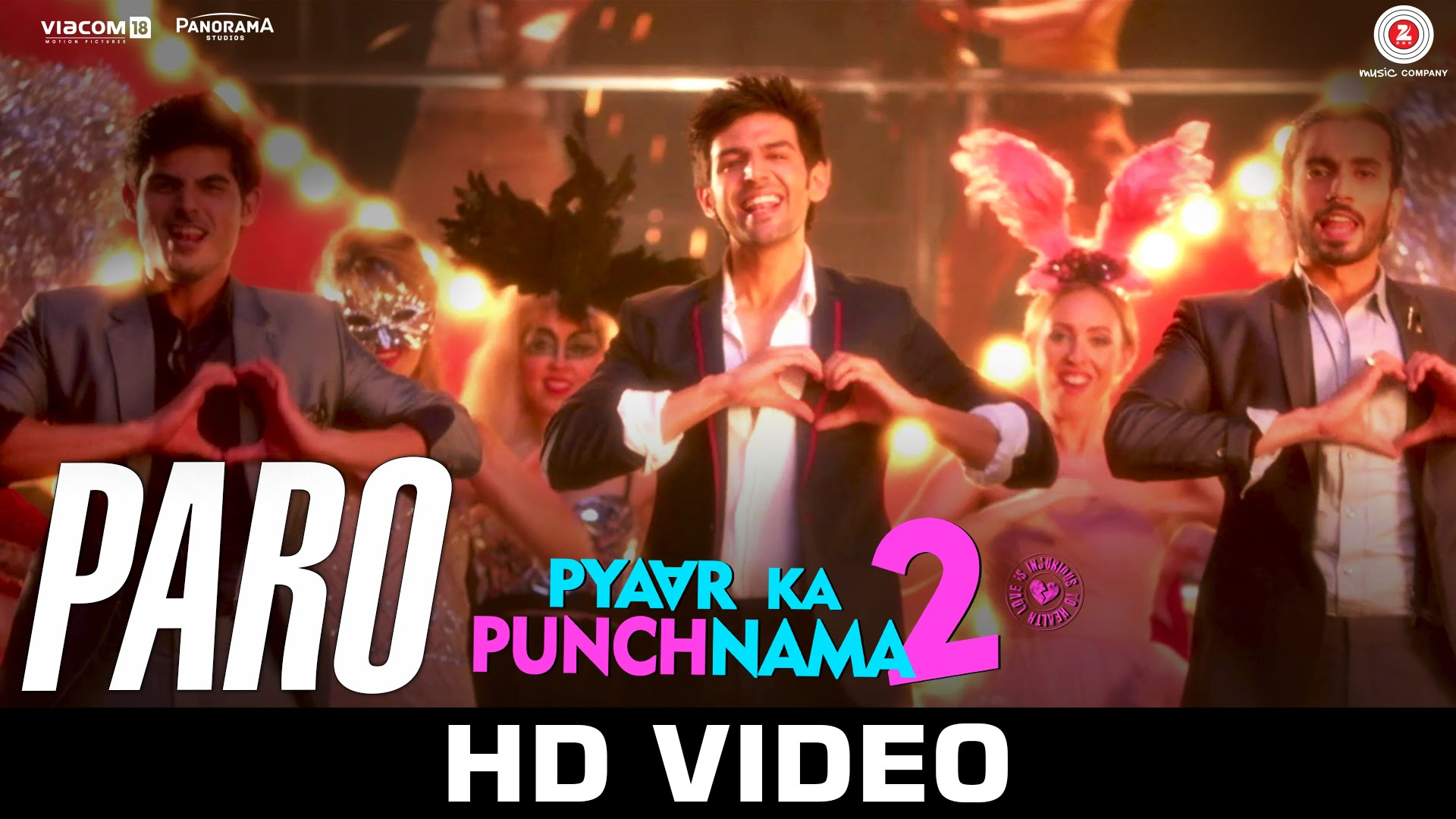 New Song Alert | Paro from Pyaar Ka Punchnama 2
