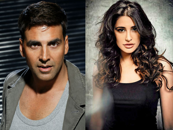 Akshay Kumar and Nargis Fakhri in Dishoom
