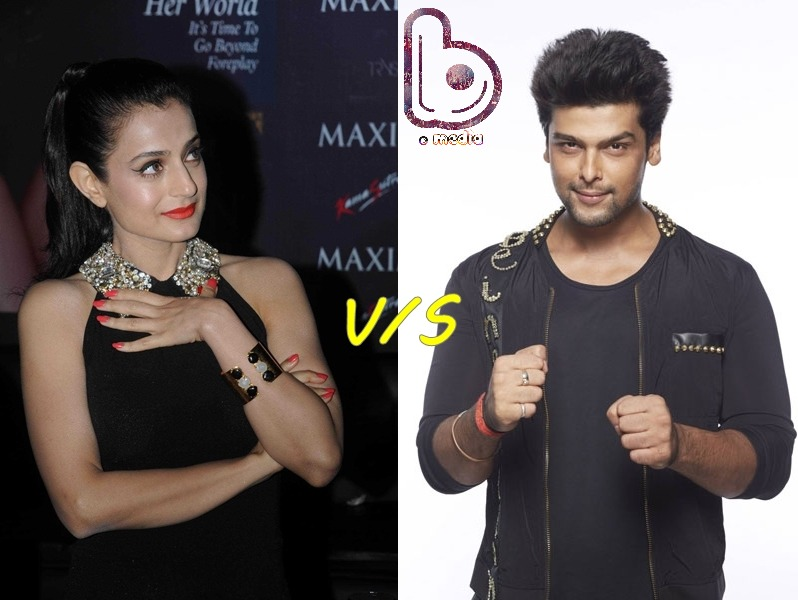 Twitter Wars | Ameesha Patel and Kushal Tandon have a big fight!