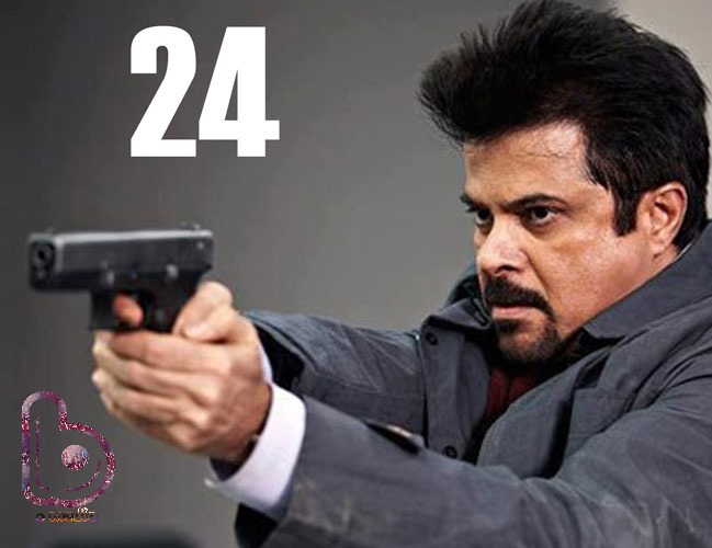 First Look of Anil Kapoor's 24 Season 2 is here!