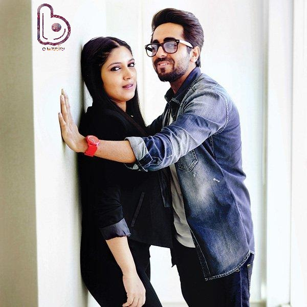 Ayushmaan Khurrana and Bhumi Pednekar together again!!
