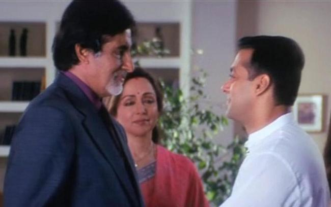 top rated movies of Salman Khan - Baghban