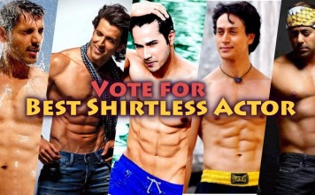 10 Hottest Shirtless Bollywood Actors - Actors With Amazing Bodies