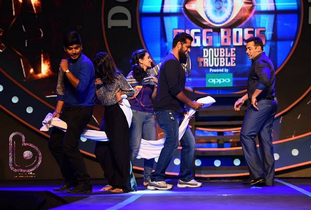Bigg Boss 9  First Episode Highlights   Started off with a bang!
