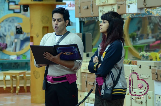 Bigg Boss 9- Day 2 | A new love story in the making?