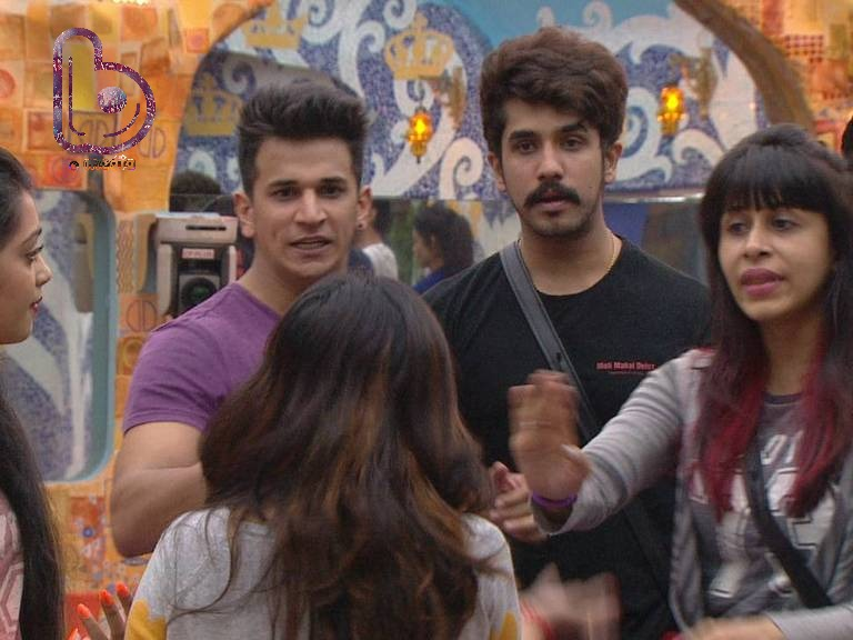 Bigg Boss 9 Day 8- Highlights of the Day- the big fight
