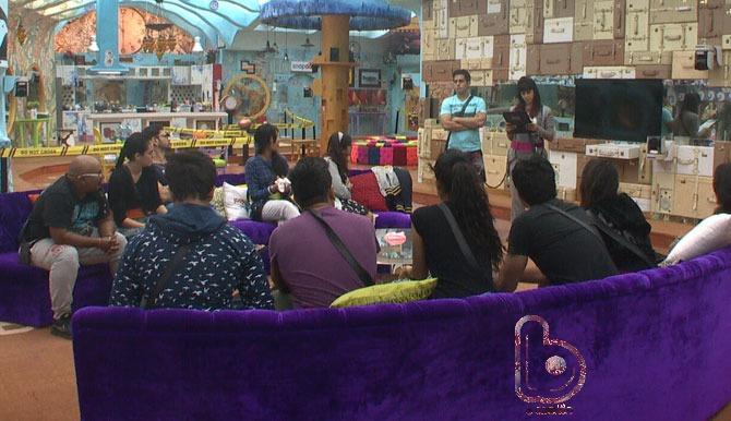 Bigg Boss 9 Day 9- Highlights of the Day- 1
