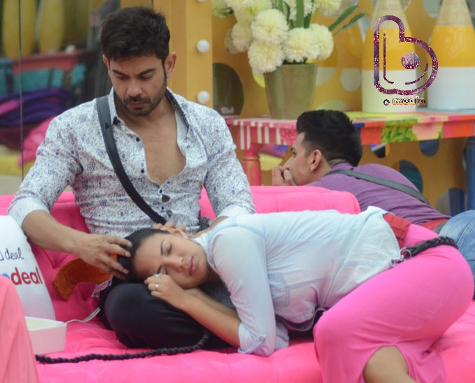 Bigg Boss 9- Day 2 | A new love story in the making?- Keith