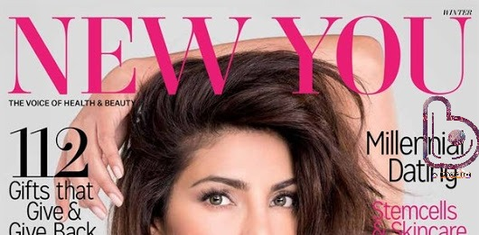 The power of Priyanka Chopra in 'New You' magazine cover!