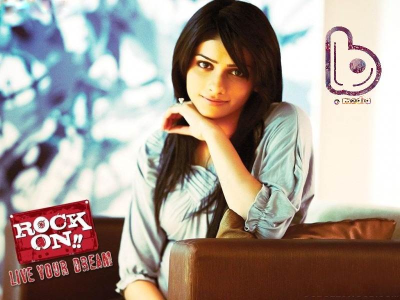 Prachi Desai's new look for Rock On 2 is sensuous!