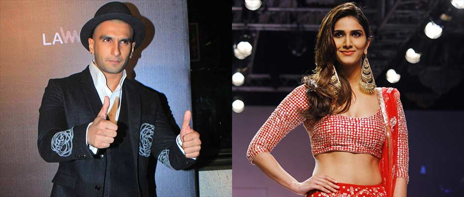 Ranveer Singh and Vaani Kapoor in Aditya Chopra's Next
