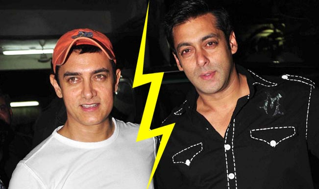 End of Friendship - Salman Khan - Aamir Khan fight at a party?