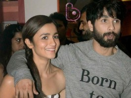 Alia Bhatt & Shahid Kapoor doing the Garba!