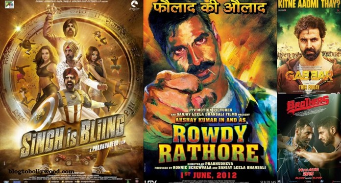 Singh Is Bling vs Brothers vs Rowdy Rathode vs Gabbar Is Back