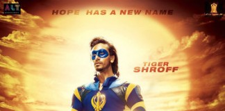 Tiger Shroff Upcoming Movies - A Flying Jatt