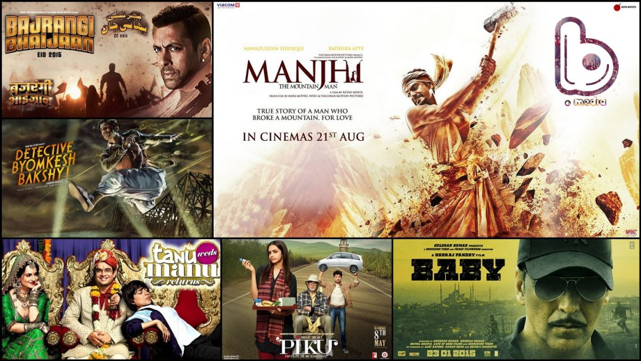 bollywood movies of based on imdb ratings top 10 bollywood movies of 2015 based on imdb ratings