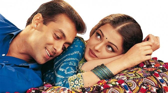 top rated movies of Salman Khan - hum dil de chuke sanam