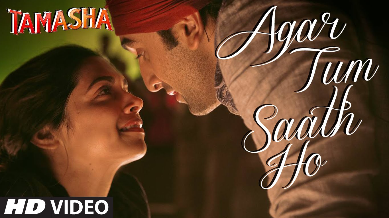 Watch 'Agar Tum Saath Ho' Song from Tamasha | Major Tear-Riot!