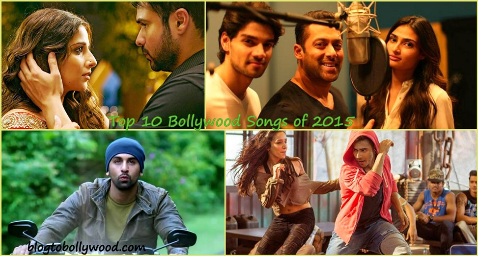 Top 10 Bollywood Songs of 2015 | 'So Far So Good'