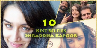 These selfies of Shraddha Kapoor prove that she is the cutest actress of Bollywood