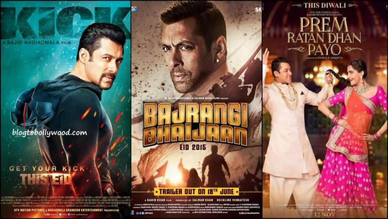 200 Crore Club Bollywood | PRDP Becomes Ninth 200 Crore Grosser of Bollywood, Third for Salman
