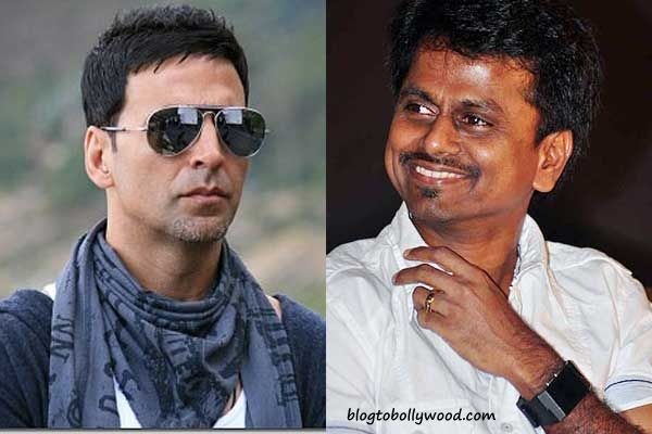 Akshay Kumar Roped In For Another A. R. Murugadoss Movie!