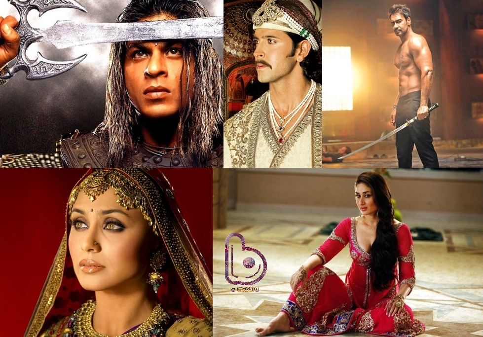 10 Amazing Must-Know facts about Bajirao Mastani!- Cast changes