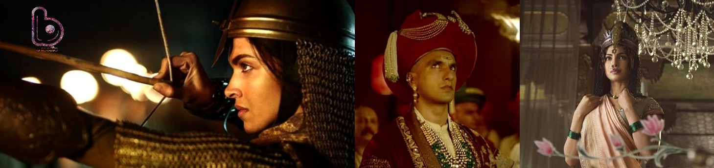 10 Amazing Must-Know facts about Bajirao Mastani!- Training