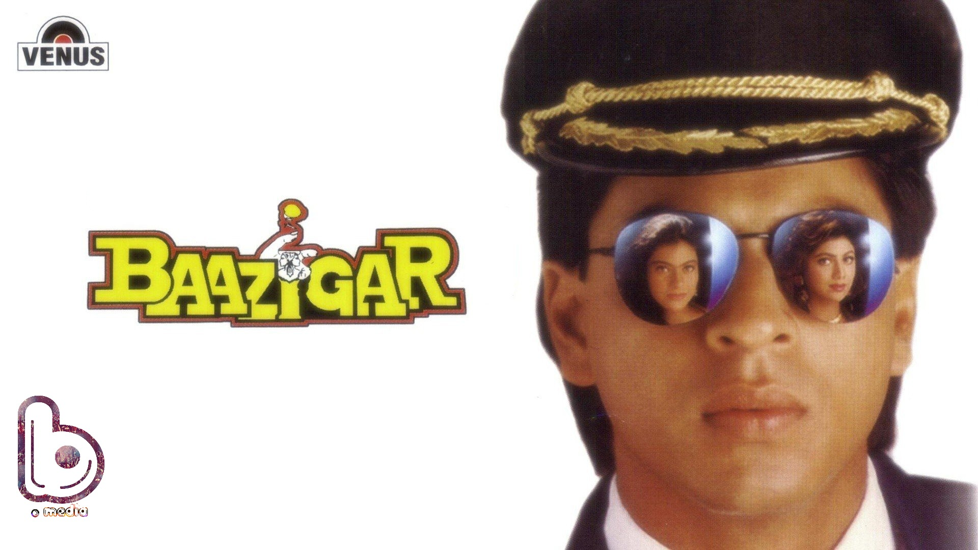 15 Major Milestones in Shah Rukh Khan's Career- Baazigar