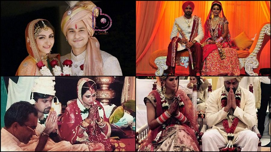 10 Bollywood Celebrities who got married in 2015!