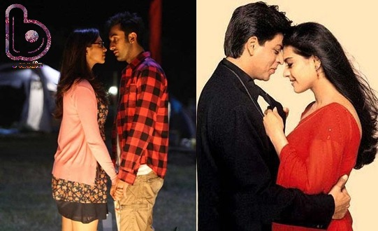 Here's what Deepika has to say to her & Ranbir's jodi being compared to SRK-Kajol
