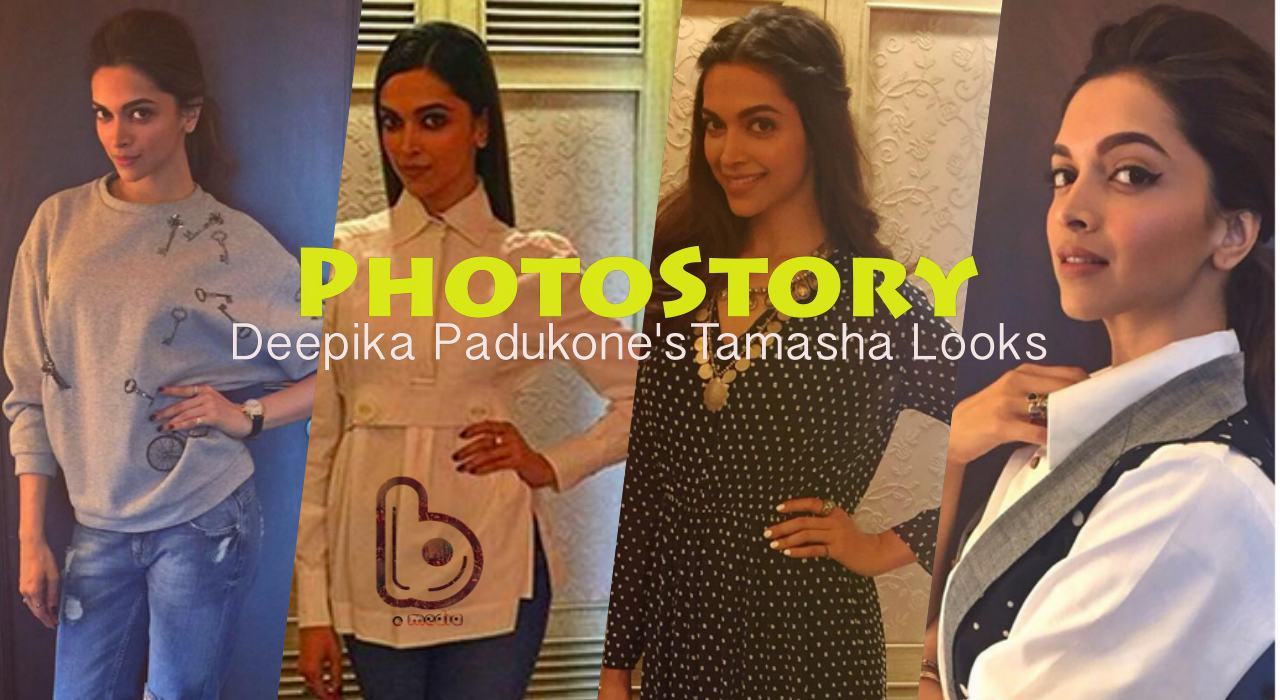This is how Deepika Padukone rocked each one of her outfits for Tamasha Promotions!