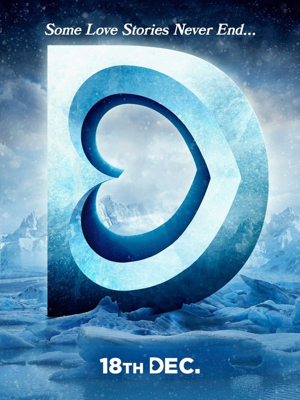 Varun Dhawan just tweeted the first poster of 'Dilwale'