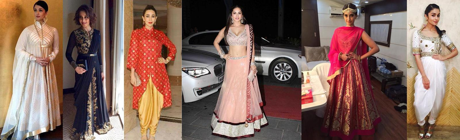 Best of Bollywood Fashion Trends in 2015 | With Pictures - Ethnic
