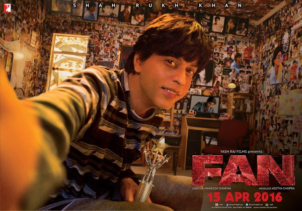 Meet The Biggest Fan of SRK in New Poster of Fan