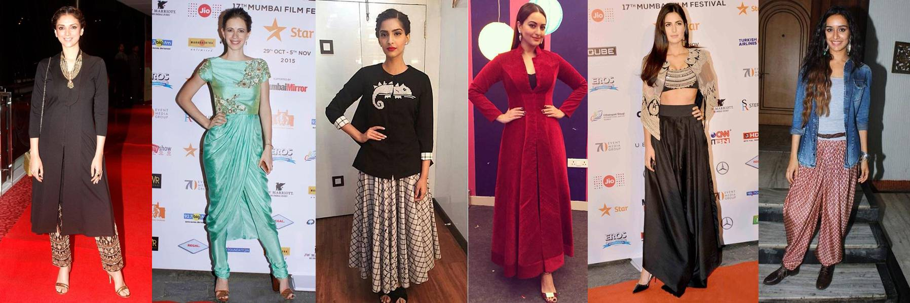 Best of Bollywood Fashion Trends in 2015 | With Pictures - Indo Western